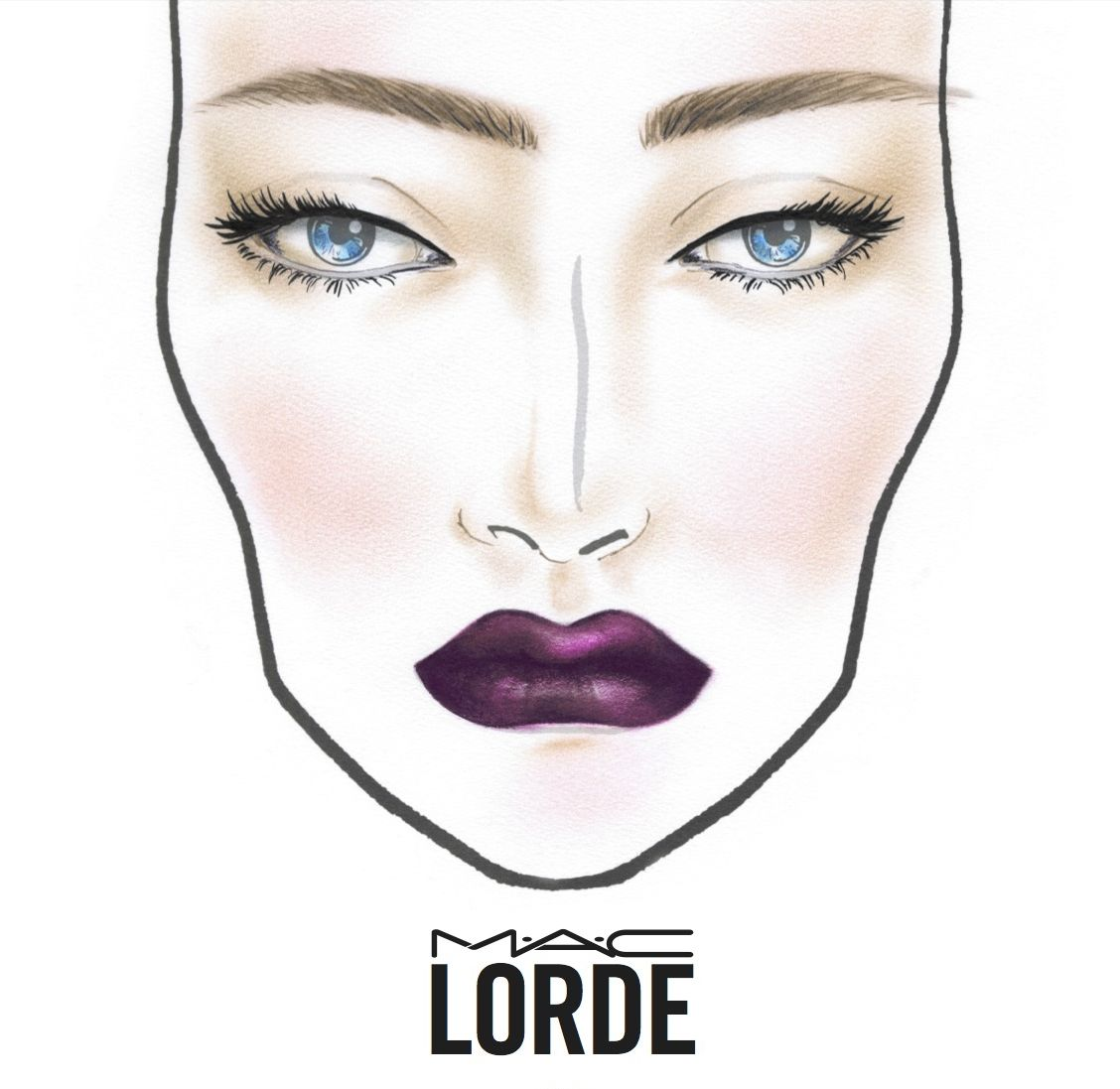 Make-up di M.A.C. per Lorde