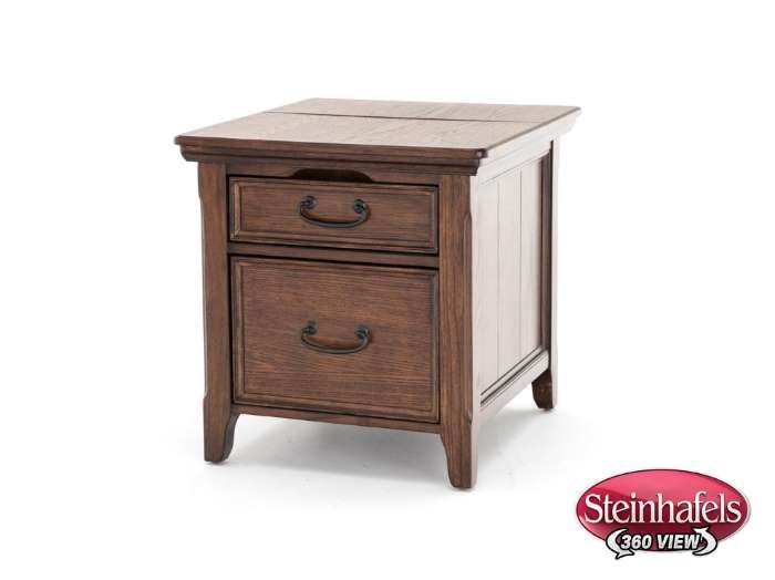 Woodboro End Table Small Space Solutions End Tables Mission