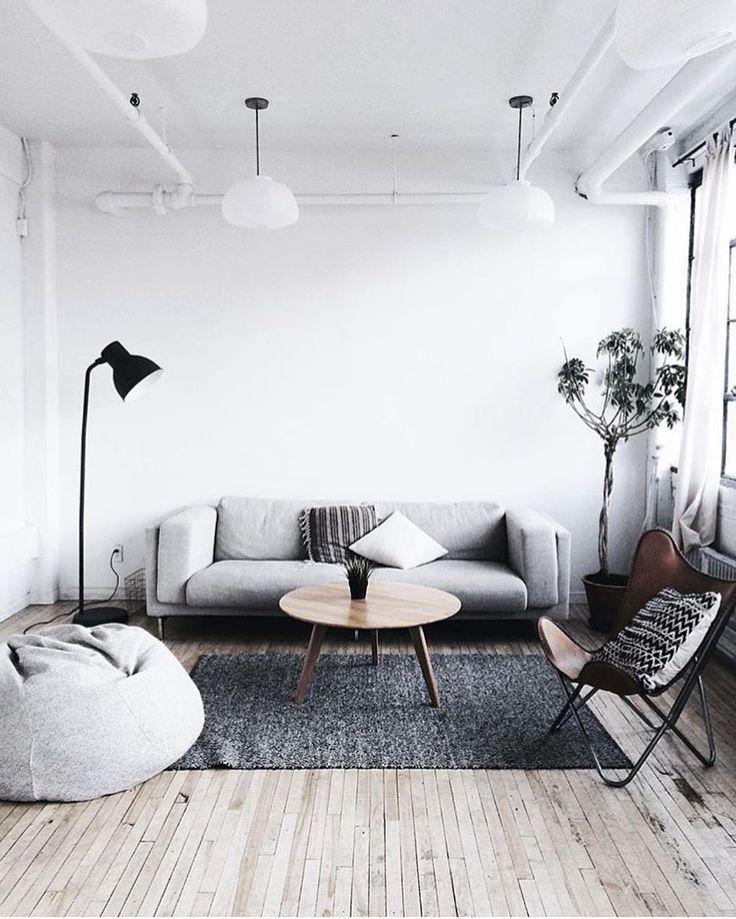 Westwingnl Grey Voor Meer Inspiratie Westwing Me Shopthelook Minimalist Living Room Decor Modern Minimalist Living Room Living Room Scandinavian