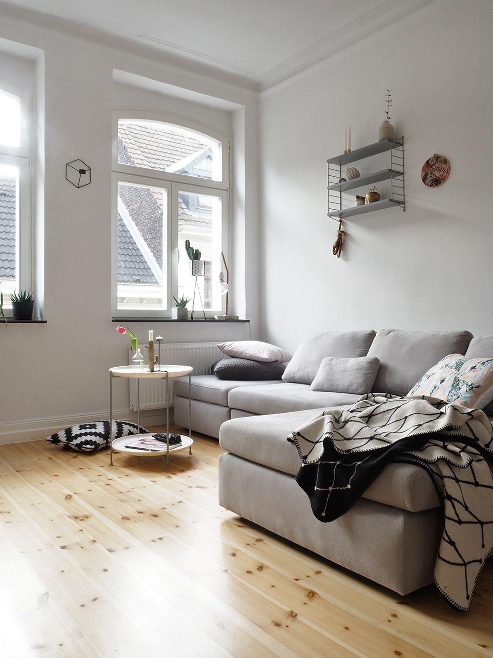 Hallo neues Wohnzimmer. Hallo neues Sofa von Sitzfeldt – ein Bericht ...