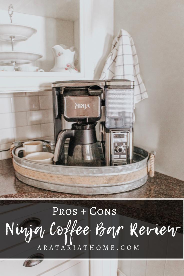 Ninja Coffee Bar Review Ninja coffee, Coffee maker