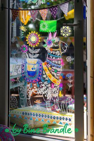 Vorlagenmappe kinderzimmermotive kinder fenster kunst for Fensterbilder kinderzimmer