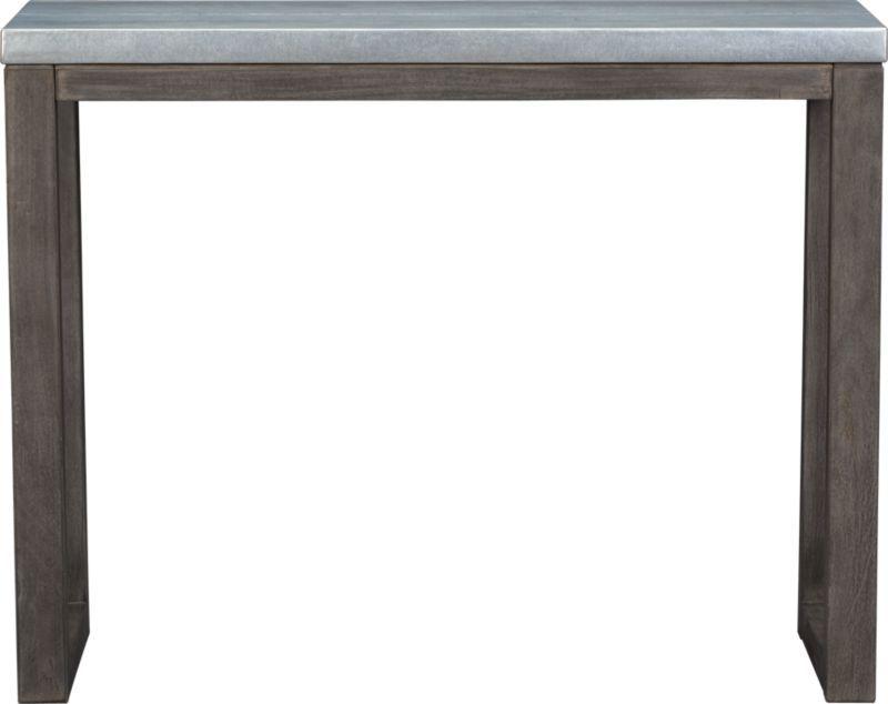 Tavolo Alto Per Cucina : Stern counter table in dining tables cb2 kitchen pinterest