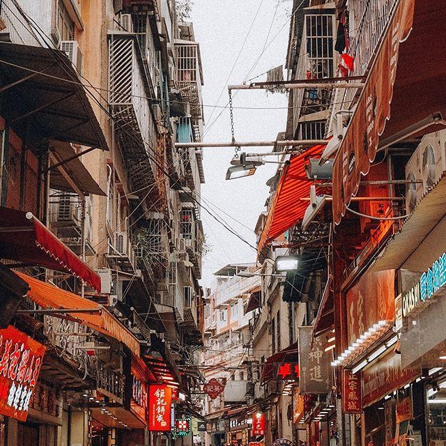 Streets of Macau  #VisitMacau