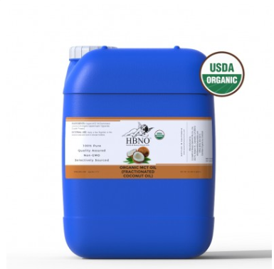MCT Oil ORGANIC (Fractionated Coconut Oil)  You can buy MCT