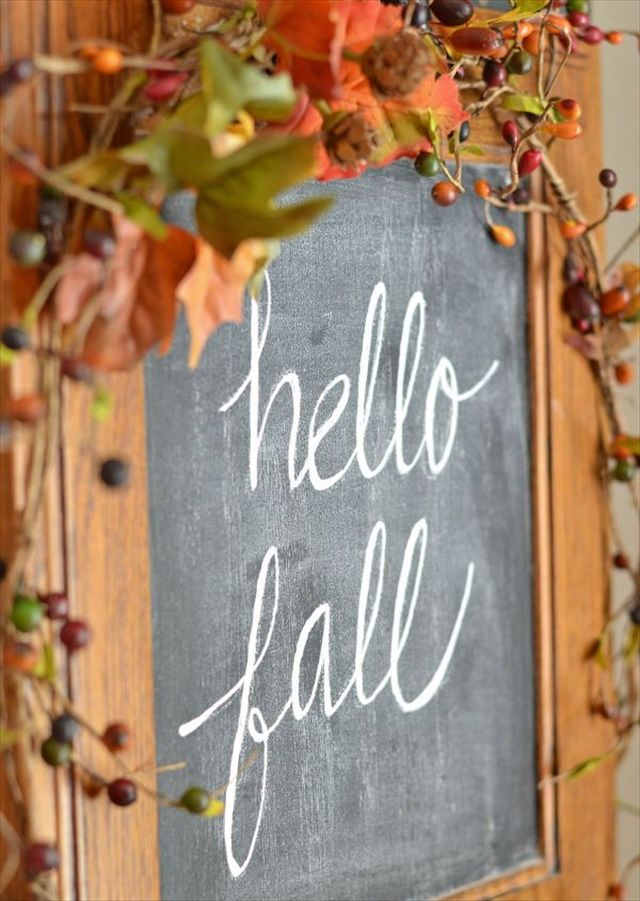 12 Thanksgiving Door Signs & Wall Art To DIY | Door signs