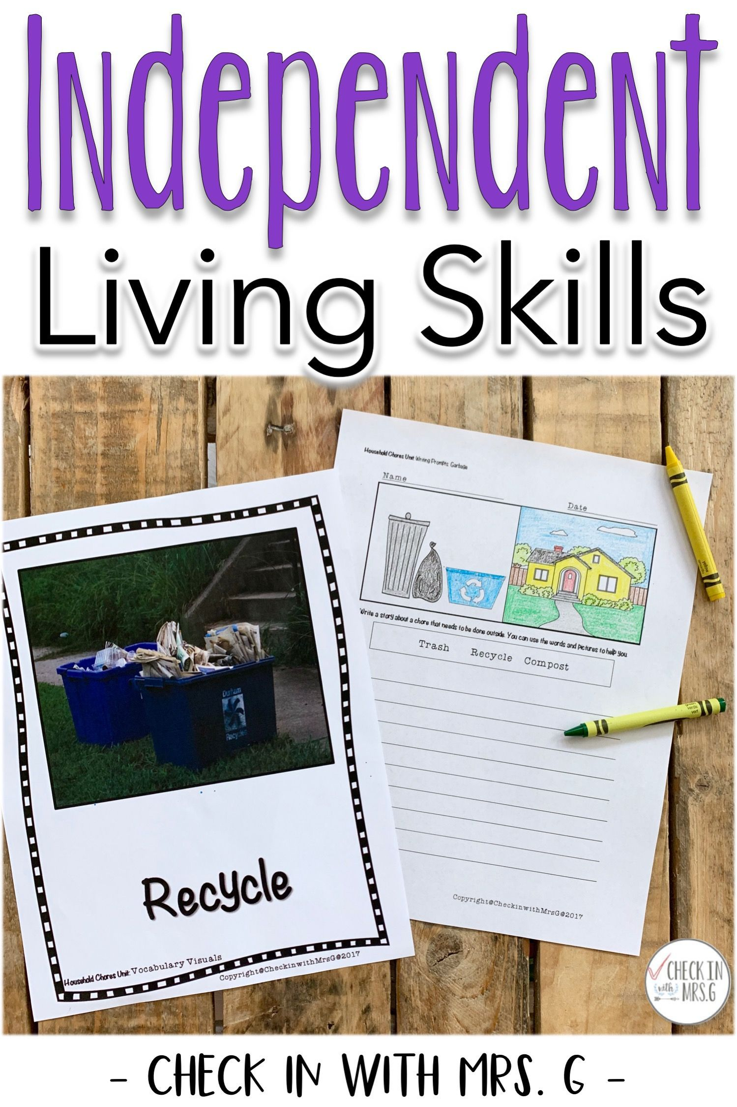 Independent Living Skills Curriculum Teach Teens In Your