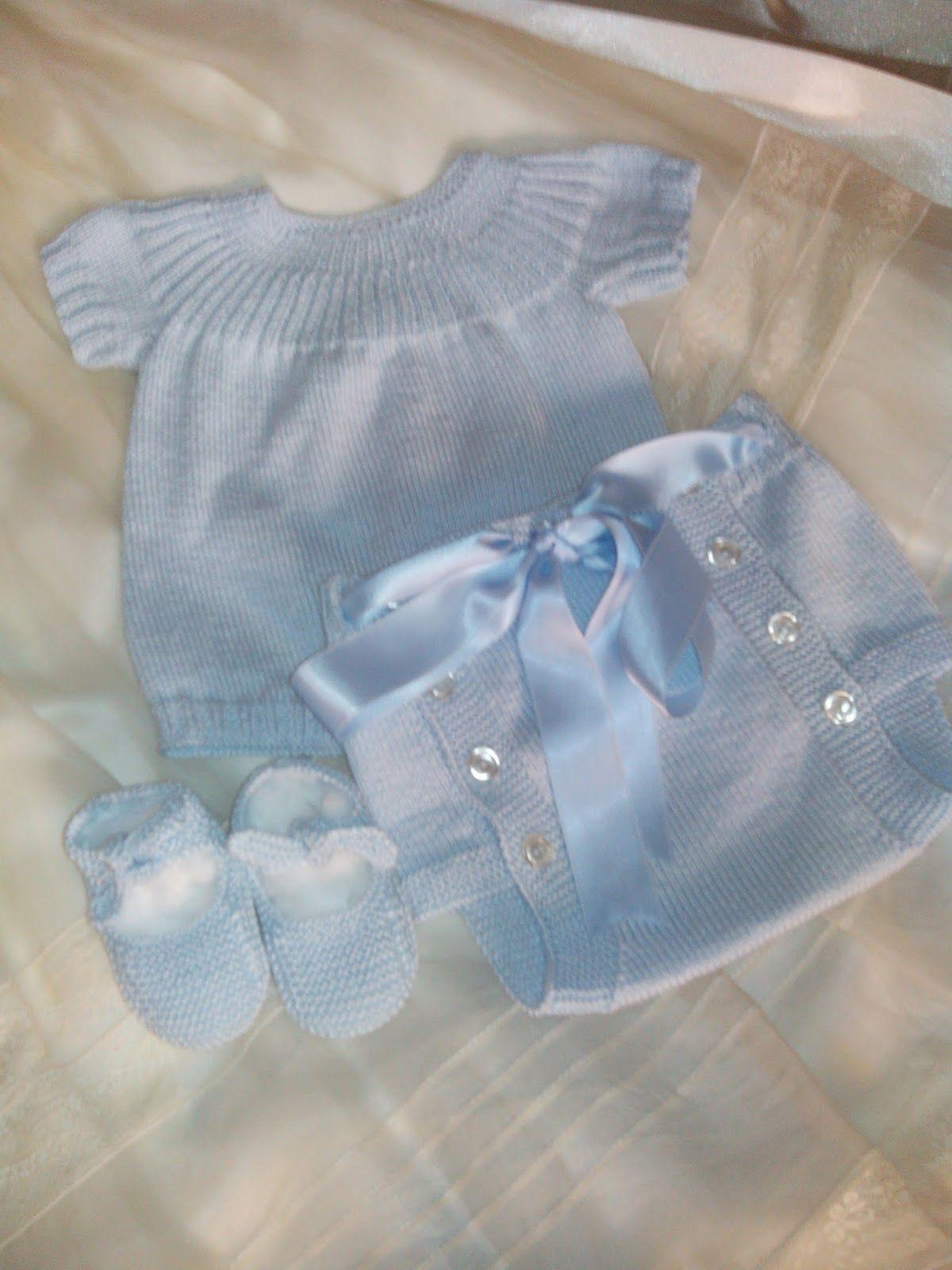 75bed49b7 Blog de canastilla en lana para bebe hecho a mano