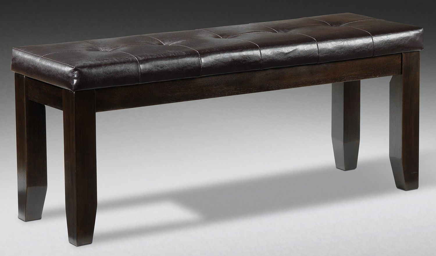 Pleasant Gina Casual Dining Bench Leons For The Home Dining Dailytribune Chair Design For Home Dailytribuneorg