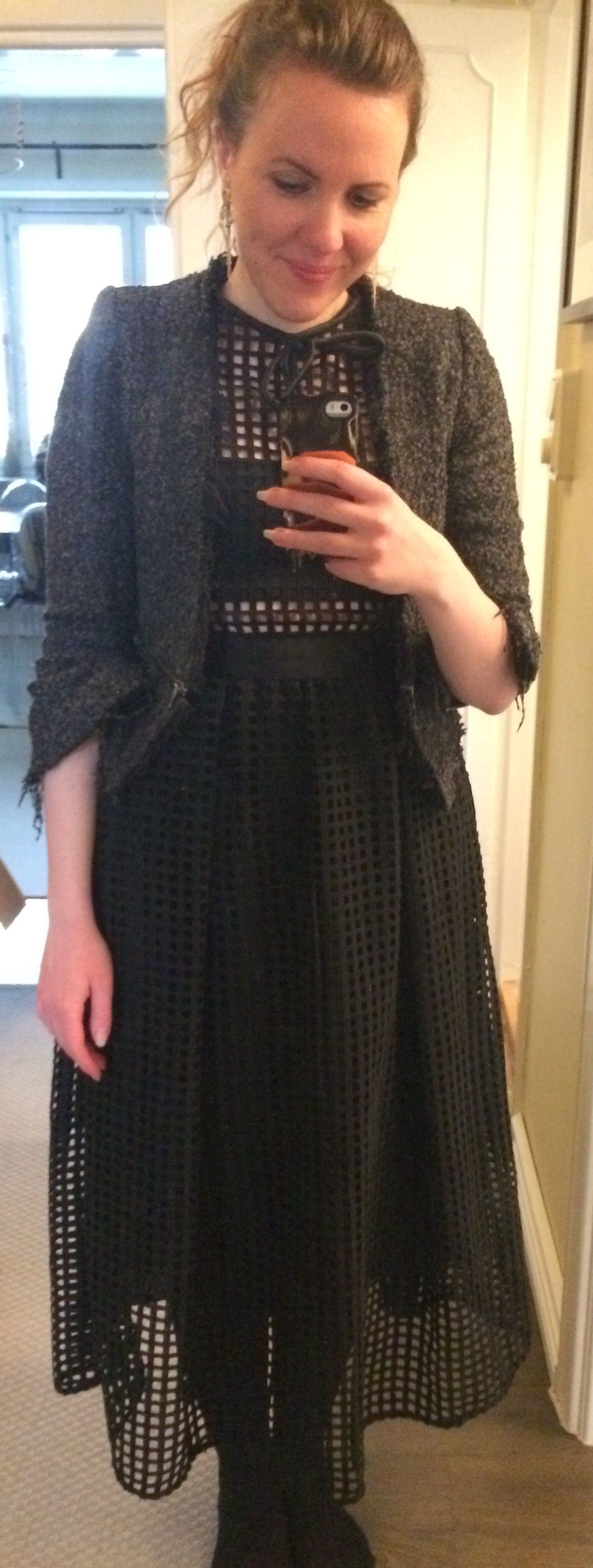 Ready for the opera. Ootd. Fashion. My looks.