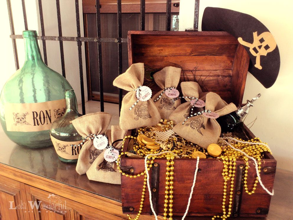Lola wonderful blog fiesta de cumplea os piratas y - Lola decoracion ...