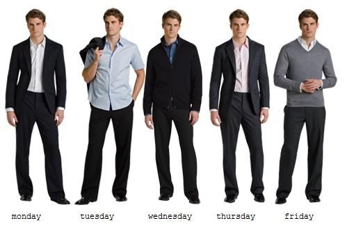 1000  images about Business Attire for Men on Pinterest - Business ...