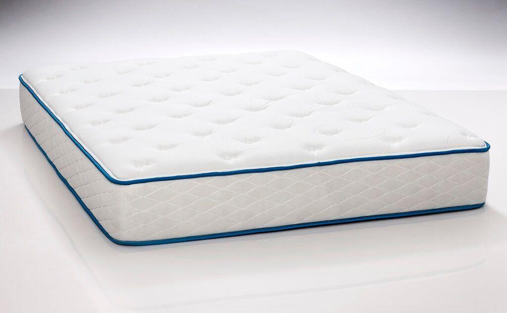 Dreamfoam Bedding Arctic Dreams 10inch Cooling Gel Mattress Queen