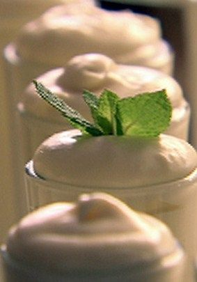 Vanilla Mint Latte