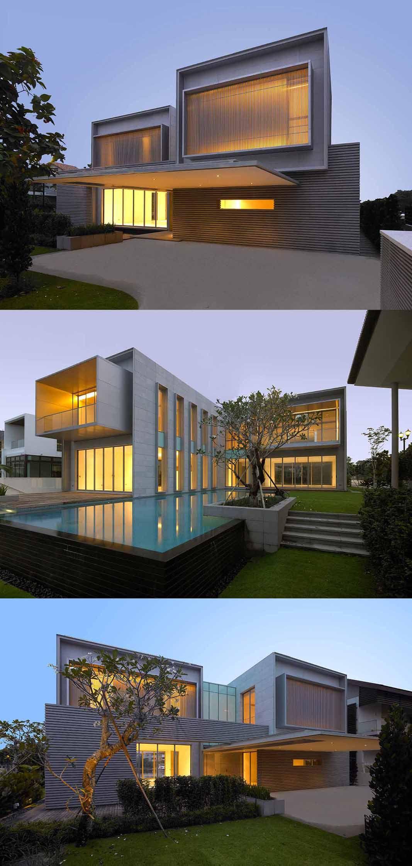 Ocean_Drive_Bungalow House_Singapore by SCDA Architects | H-Aussen ...