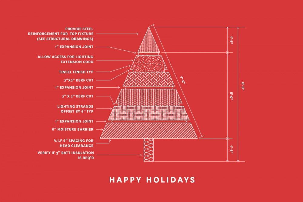 Gallery of ArchDaily\'s 2014 Holiday Card Contest Winners Announced ...
