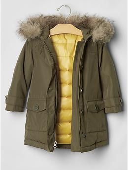 4224aed80 Anorak puffer jacket