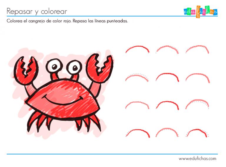 colorear fichas de 2 años | Conciencia fonológica | Pinterest ...
