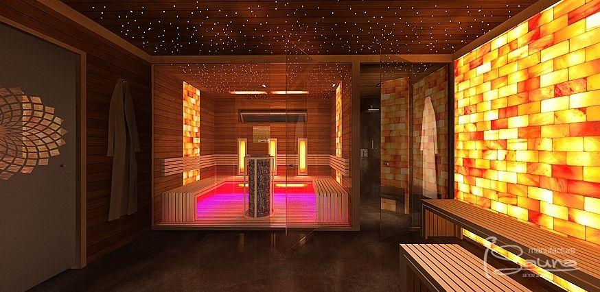 Wellnessraum zu hause  Pin von chahida auf Bathroom | Pinterest | Spas und Saunas