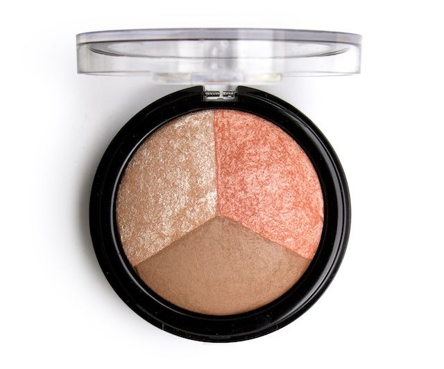 Hard Candy Contouring Face Trio in 3 x A Lady — Beautezine