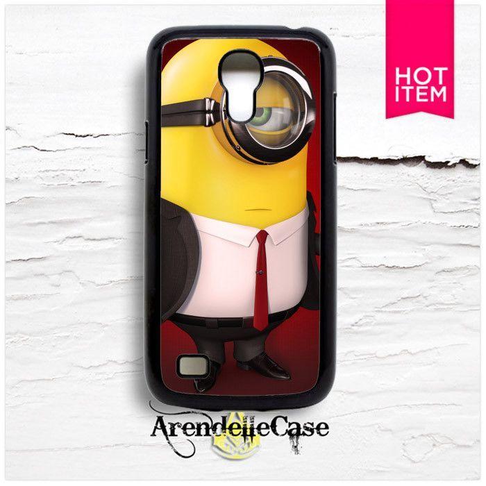 Minions Hitman Samsung S4 Mini Case