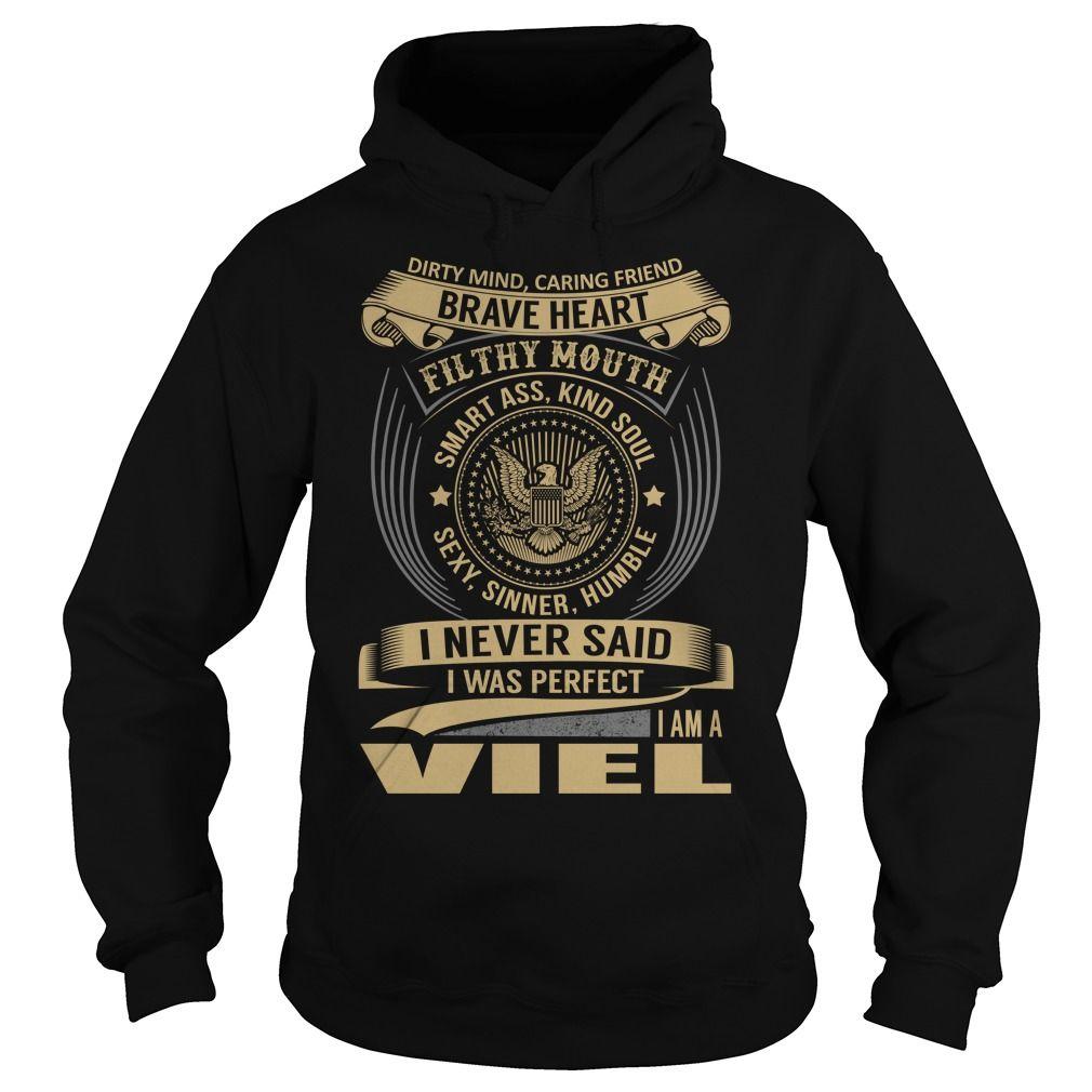 VIEL Last Name, Surname T-Shirt