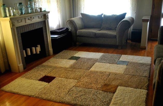 dieser teppich kostet keine 30 euro wenn du ihn komplett siehst bist du hin und weg. Black Bedroom Furniture Sets. Home Design Ideas