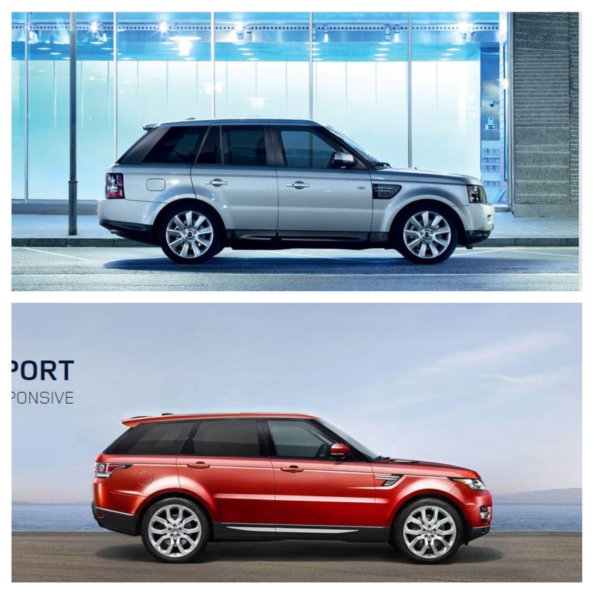 2013 Vs 2014 Range Rover Sport Range Rover Sport 2014 Range Rover Sport Range Rover Black