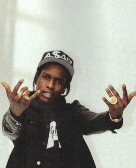 a$ap rocky this dance move hahahah