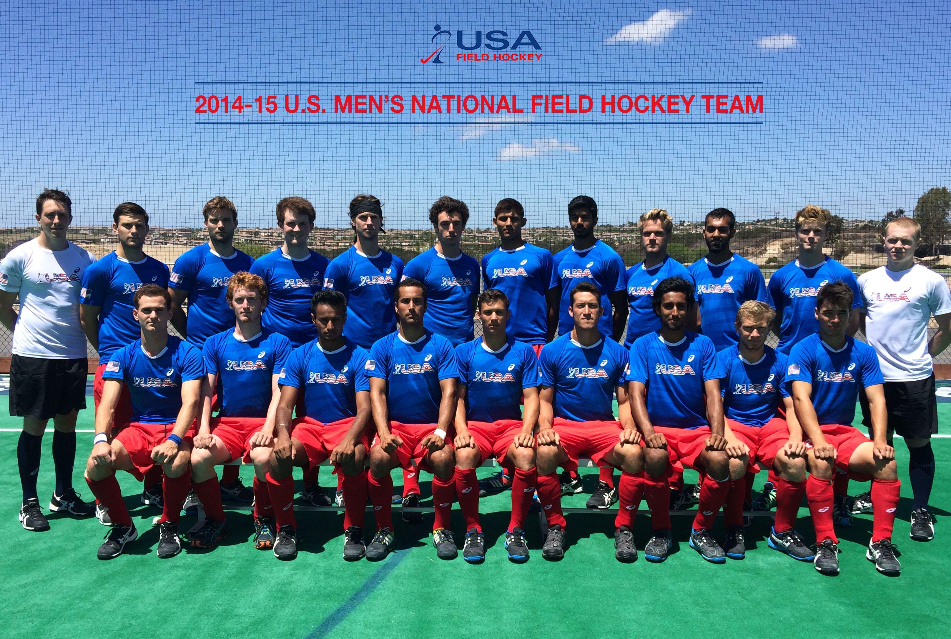 2014 15 U S Men S National Team Men National Field Hockey