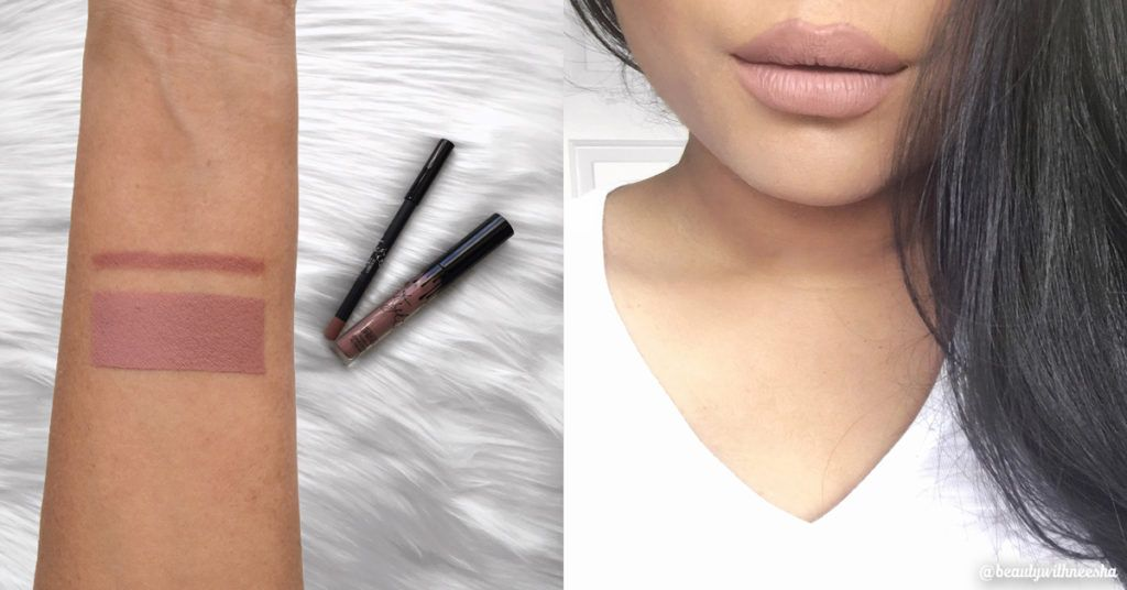 Review and Swatch - Kylie Cosmetics Matte Lipsticks | Makeup