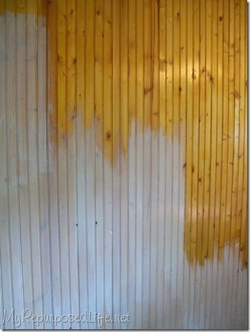 Painting Knotty Pine Knotty Pine Painted Wood Walls