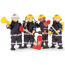 Fire Fighters and Accessories - MySmallWorld.co.uk