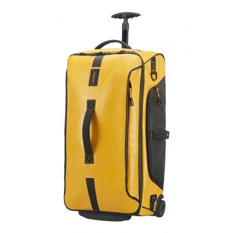 Paradiver light amarilla de samsonite bolsa de viaje con