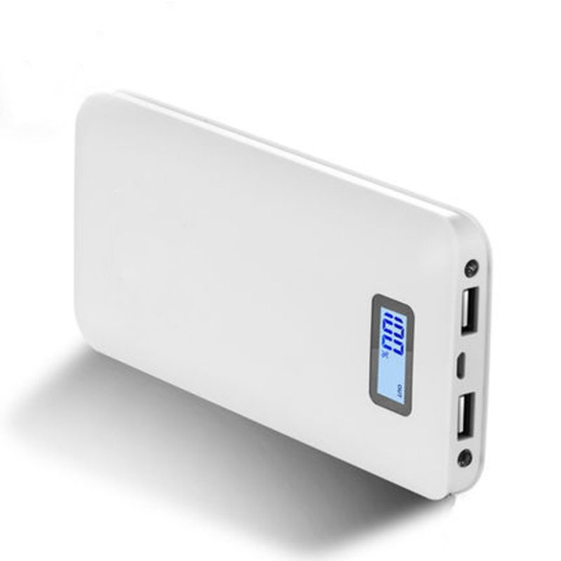 20000 mAh Portable Battery Mobile Power Bank Smartphone 20000mAh USB Charger Mobile Power Bank 18650 Li Polymer Battery + LED-in Power Bank from Phones & Telecommunications on Aliexpress.com | Alibaba Group