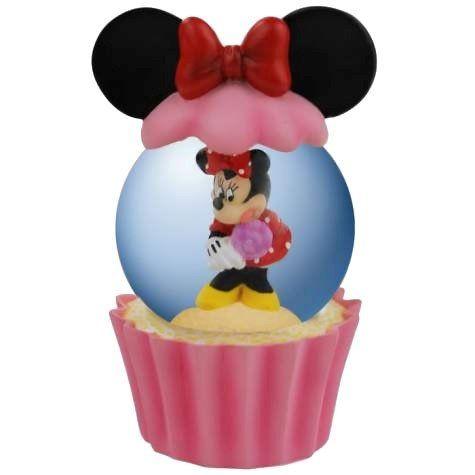 Disney Minnie Mouse Snow Globe