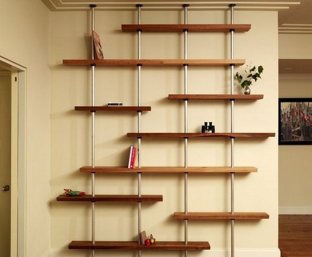 Adjustable Shelving Units Wood Adjustable Wall Shelving Wall