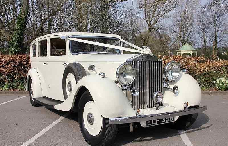 Image Gallery Balmoral Vintage Wedding Car Hire In Sheffield Wedding Car Hire Vintage Car Wedding Wedding Car