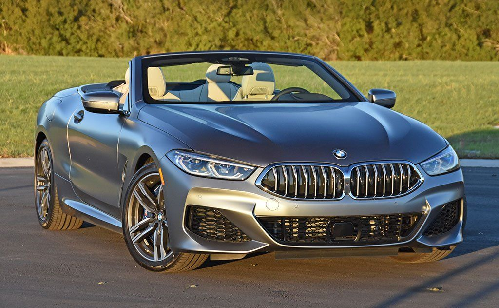 2020 BMW 840i Convertible Review & Test Drive in 2020
