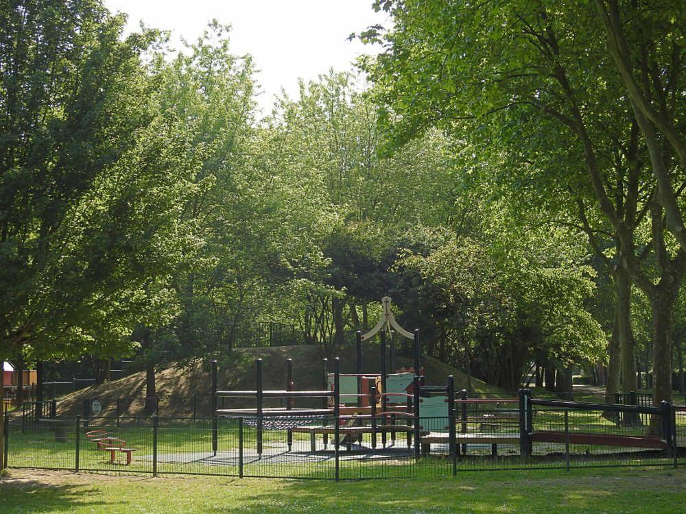 Parc des Coquibus à Évry - Jeux pour les enfants