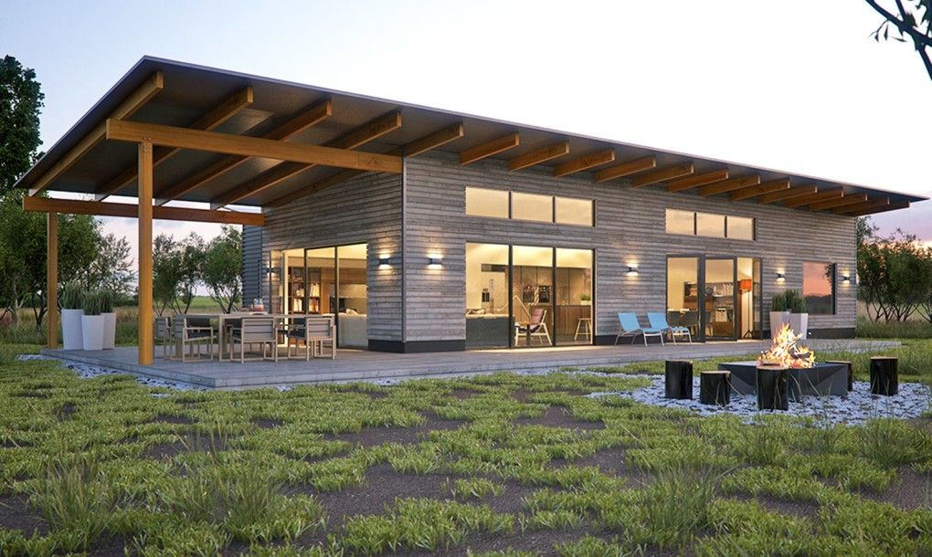 Could this venture backed zero energy house revolutionize for Zero energy homes