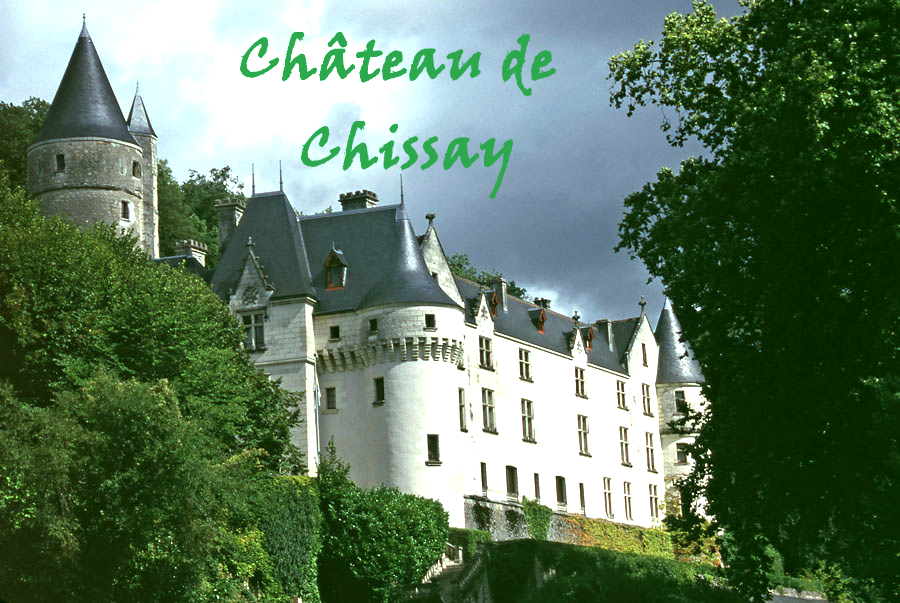 Castello di Chissay   #ChateauDeChissay