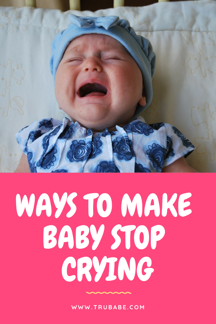 Why Baby Cry Ways To Make Baby Stop Crying Calm Crying Baby Baby Crying Parenting Styles Quiz Different Parenting Styles