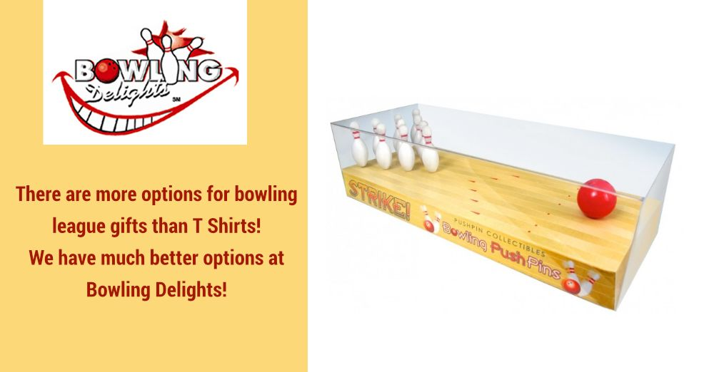 There Are More Options For Bowling League Gifts Than T Shirts We Have Much Better Options At Bowling Delights Bow Bowling Gifts Bowling Bowling Accessories