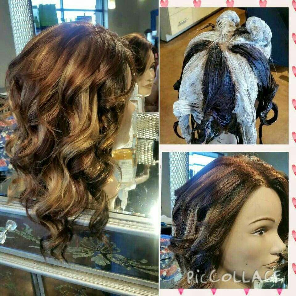 Pinwheel Hair Hair Pinterest Hair Coloring Hair Style And