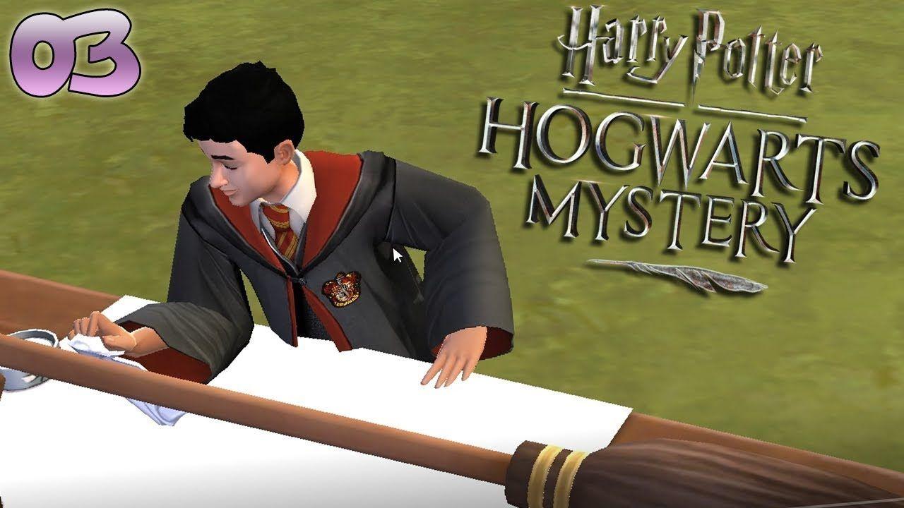 Harry Potter Hogwarts Mystery Ita Ep 03 Evocare La Scopa Poche Ene Hogwarts Mystery Harry Potter