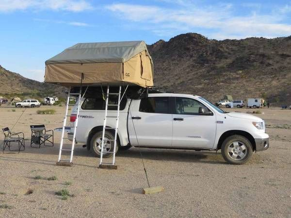Cascadia Vehicle Tents Group Buy March 1 Through March