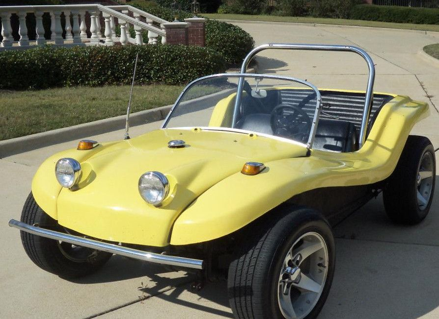 Vw Mini Bug Dune Buggy