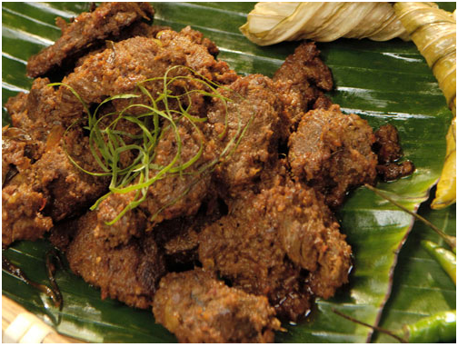 Beef Rendang Malaysia Kitchen For The World