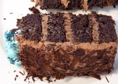 recipe: chocolate pudding filling for cake [12]